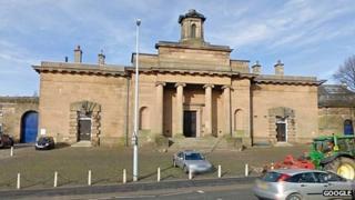 Knutsford Crown Court