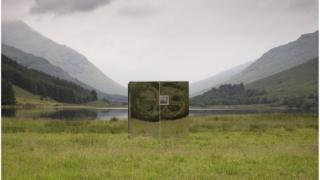 Loch Lomond viewpoint