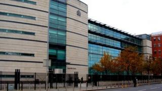 Laganside court complex on Oxford Street