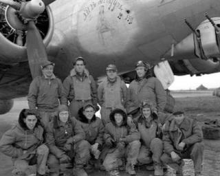 B-17 Flying Fortress crew