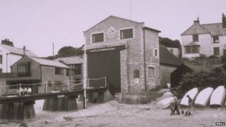 Swanage lifeboat station