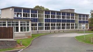 John Port School, in Etwall, Derbyshire