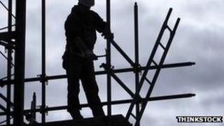 The increased number of planning applications suggest an improving economy