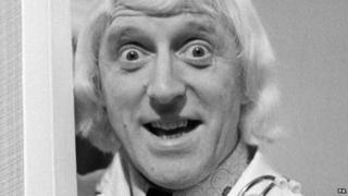 Jimmy Savile at Leeds General Infirmary