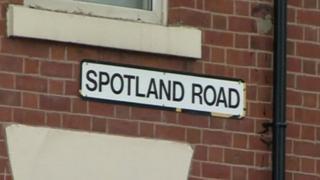 Spotland Road