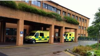Taunton Musgrove Park Hospital