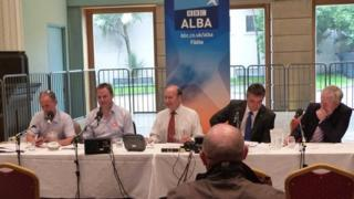 Debate in Stornoway