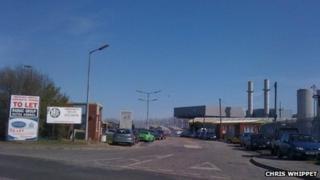 Kingsnorth Industrial Estate