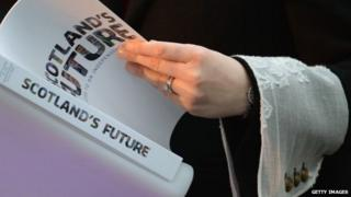 Scottish independence: 'Short guide' published by Scottish government