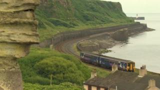 Carlisle - Lancaster train