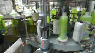 McBride production plant