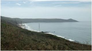 Whitsand Bay, Cornwall