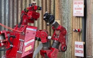 Tartan rescue robot