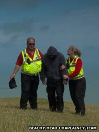 Beachy Head Chaplaincy Team
