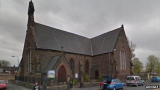 Holy Trinity, St Helens