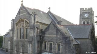 All Saints' Church, Ammanford