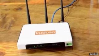 Kudoso router