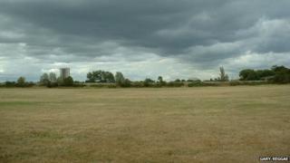 Field off Test Lane