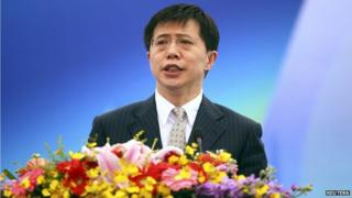 File photo of Ji Wenlin