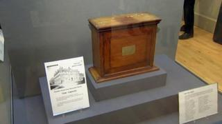 Dundee time capsule