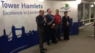 Tower Hamlets by-election count
