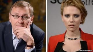 Gregoire Delacourt/Scarlett Johansson