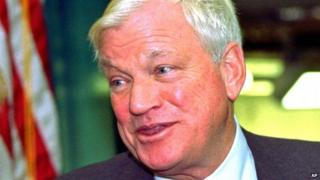 Richard Mellon Scaife. File photo