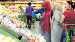 Abu Dhabi Ramadan shopping
