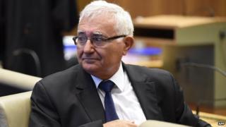 John Dalli in court, 7 Jul 14