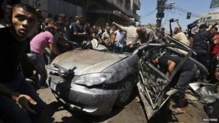 Israel 'ready for escalation' of Gaza conflict