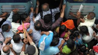 India's railway system is in urgent need of modernisation