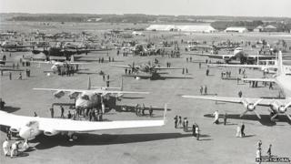 1948 Farnborough Airshow