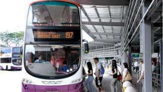 Wrightbus' international arm will supply SBS Transit with 415 double decker buses over the next three year