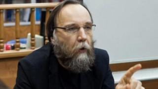 Alexander Dugin (picture courtesy of Alexander Dugin)