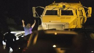 Father suspected of shooting six dead near Houston