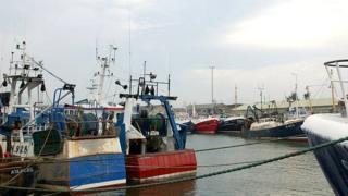 Kilkeel Harbour