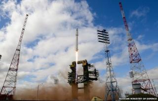Angara launch