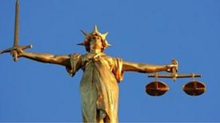 Justice figure