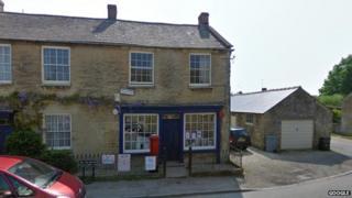 Aston Post Office