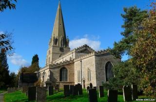 St Mary's Church, Edwinstowe