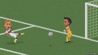 8-Bit Football image