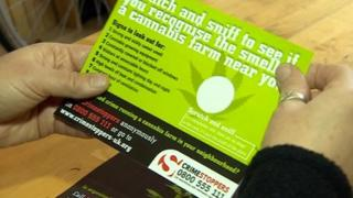 The scratch cards are being sent to thirteen areas, including Nottinghamshire