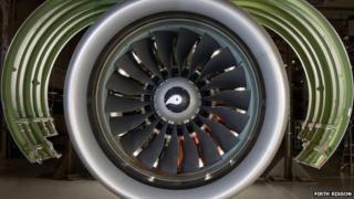 Aircraft component