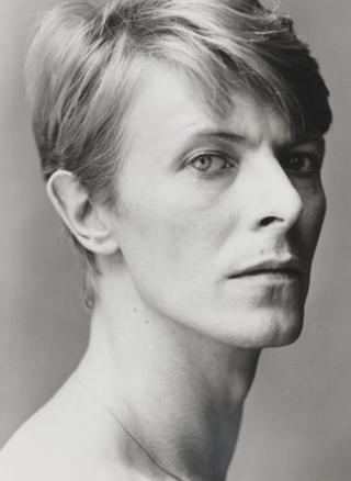 David Bowie by Lord Snowdon