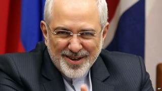 Iranian Foreign Minister Mohammad Javad Zarif. 3 July 2014