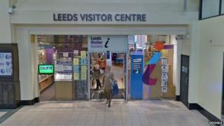 Leeds Visitor Centre