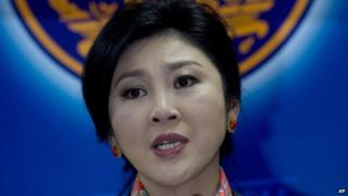 Military allow ousted Thai PM Yingluck to travel abroad