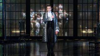 Rupert Everett in Amadeus