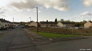Police were called to Milverton Road at 01:30 BST on Wednesday