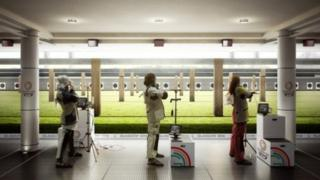 Barry Buddon shooting range